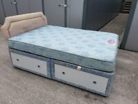 DELIVERY - Double bed and mattress