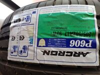TYRE 205 50 17 made by arcon , DOUBLE C rated tyre BRAND NEW