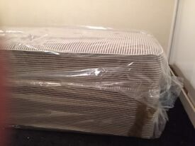Single bed and divan base - brand new