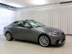 2014 Lexus IS 250 IS250 AWD w/ HEATED/COOLED SEATS, MOONROOF & R