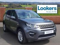 Land Rover Discovery Sport TD4 SE TECH (grey) 2017-01-09