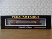 Graham Farish N Gauge Class 57/3 Diesel 57301 'Scott Tracy' Virgin Trains Part Number 371-650