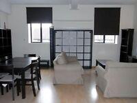 New York Style Loft Appartment available for short term let Plaistow London