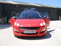 SMART FORFOUR PURE 5 DOOR HATCHBACK 5 SPEED MANUAL FULL SERVICE HISTORY 2006 FOR SALE