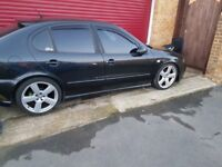 Seat leon good runner only thing is the windows on thw passeger side dont work runs smooth as should