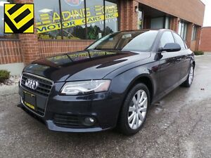 2012 Audi A4 2.0T Premium! Brand new RIMS and tires!!