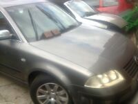 VW PASSAT ESTATE AUTO Y REG 130BHP NO TAX TEST £260 SPARES REPAIR