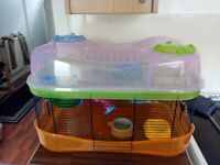 Brand new hamster cage 2 tier