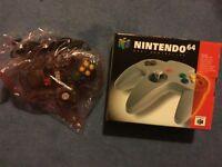 Nintendo 64 joystick