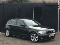 ★ BMW 1 SERIES 118i SPORT AUTOMATIC + AUTO + ALLOYS ★