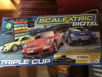 Scalextric digital triple cup - Offers accepted
