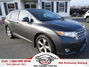 2012 Toyota Venza AWD V6 with Leather