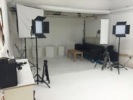 Photographic/video studio in central london-Lancaster Gate-zone 1