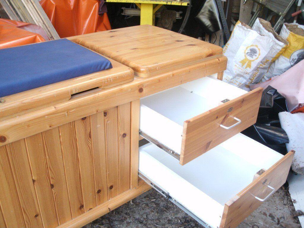 Pine Ottoman/storage chest/toy box | in Antrim, County Antrim | Gumtree - Pine Ottoman/storage Chest/toy Box In Antrim, County Antrim