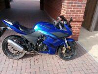 125cc AJS R7 motorbike £1300