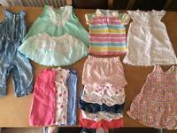 9-12months girls clothes