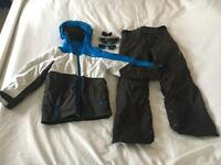 Skiing outfit boys Age 6