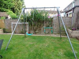 TP swing set - good condition