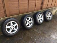 Toyota RAV4 Alloy Wheels and Tyres