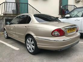 JAGUAR X-TYPE 2.0D LONG MOT JUNE 2018 VERY CLEAN