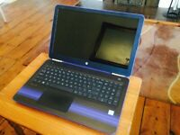 HP Pavilion Blue i3 8GB RAM 1TB HDD good condition