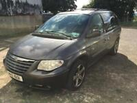Chrysler Voyager Model 2005 FaceLift 2.8 CRD , Automatic, 7 -leather seats