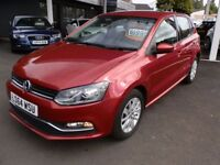Volkswagen Polo 1.0 BlueMotion Tech SE 5dr (start/stop), NEW MODEL, 1 OWNER, SUPERB CONDITION