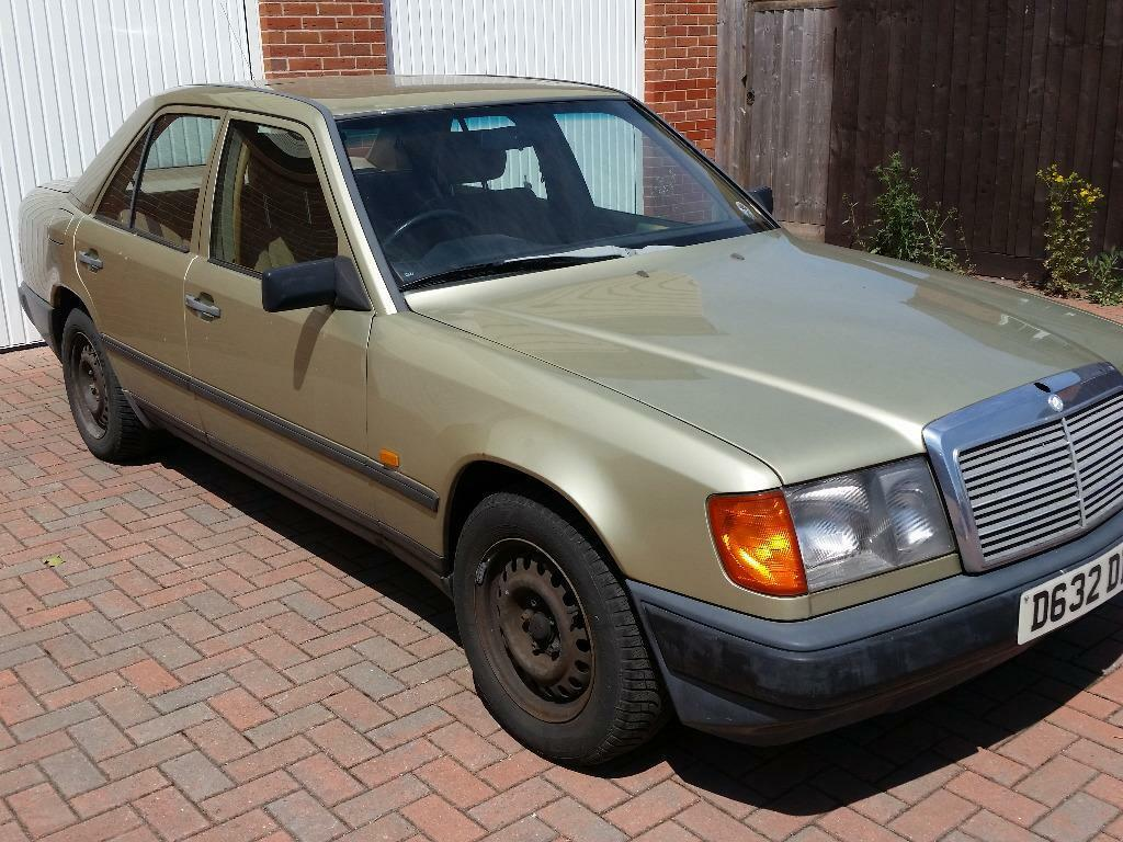 Mercedes w124.125 250D OM602.912 Diesel I5 1986