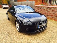 AUDI TT S LINE QUATTRO Full Service History, excellent condition with Audi S Line specification.