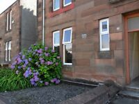 GROUND FLOOR FLAT IN QUIET RESIDENTIAL AREA OF ALLOA