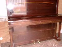 metzler piano over strung can deliver free local £150