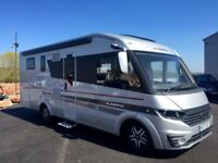 Adria Sonic Supreme SL with many extras in superb condition in Bristol.