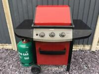 B&Q Berkley 3 Burner BBQ