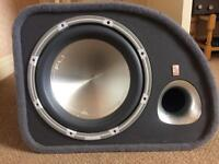 1200watts fli Trap bass box £60