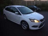 Ford Focus zetec s 2011 petrol 1.8 3door