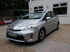 PCO 2014 Toyota Prius £189pw minicab with Insurance Rent Private Hire car London UBER ready