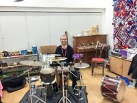 Cajon / Percussionist / Drummer Available