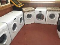 Graded Washing Machines for sale from £120 inc. warranty