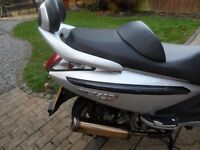 2011 SYM GTS EVO 300 SCOOTER MOPED IN VERY GOOD CONDITION EX RUNNER HI SPEC
