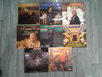 James Last (8) Vinyl Lps.
