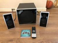 Logitech z cinema speakers