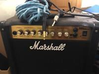 Marshall MG15 Dfx guitar amp