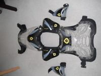 661 Downhill MTB body armour