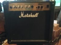 Marshall mg 15 cd amp