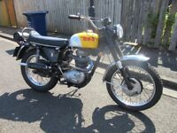 BSA 441 VICTOR MOTORCYCLE
