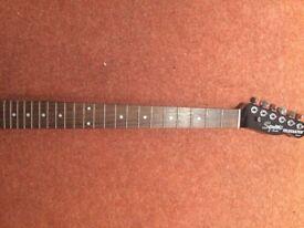 Squier by Fender Telecaster neck Standard Series