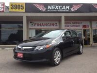 2012 Honda Civic LX AUT0 A/C CRUISE ONLY 85K