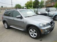 2007 BMW X5 3.0si !! REDUCED!! NAVI/DVD/PANO ROOF/ALLOY WHEELS