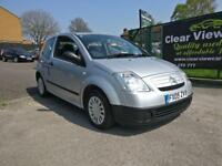 2005 Citroen c2 1.1 only 54,000 miles, 1 owner from new!