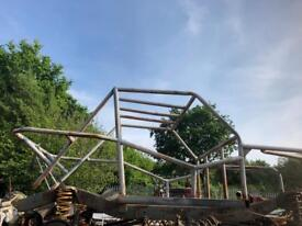 Wkd buggy frame